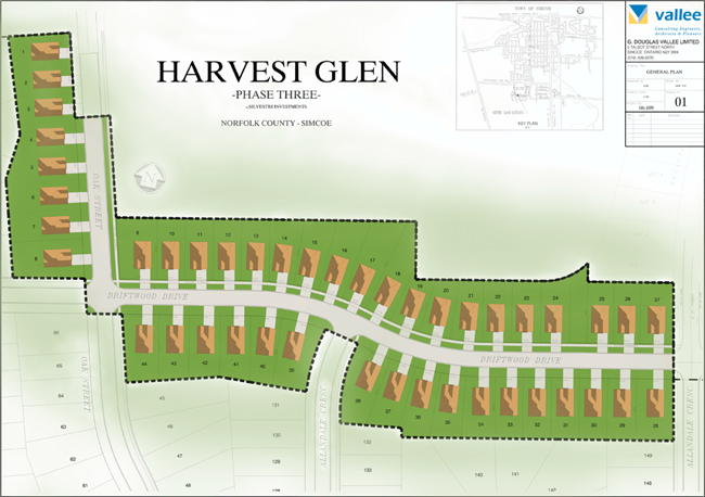 Harvest Glen Subdivision Phase Three
