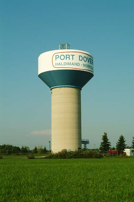 Port Dover Water Tower