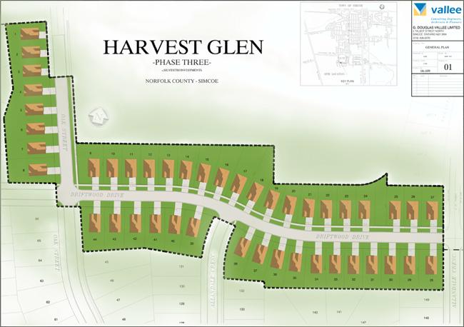 Harvest Glen Subdivision Phase Three