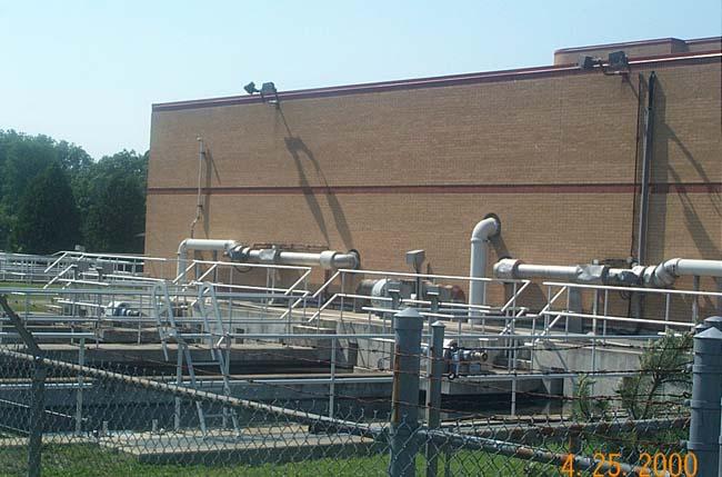 Caledonia Sewage Treatment Facility
